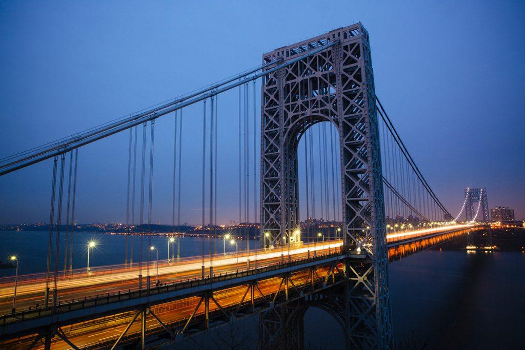 Bergen County George Washington Bridge