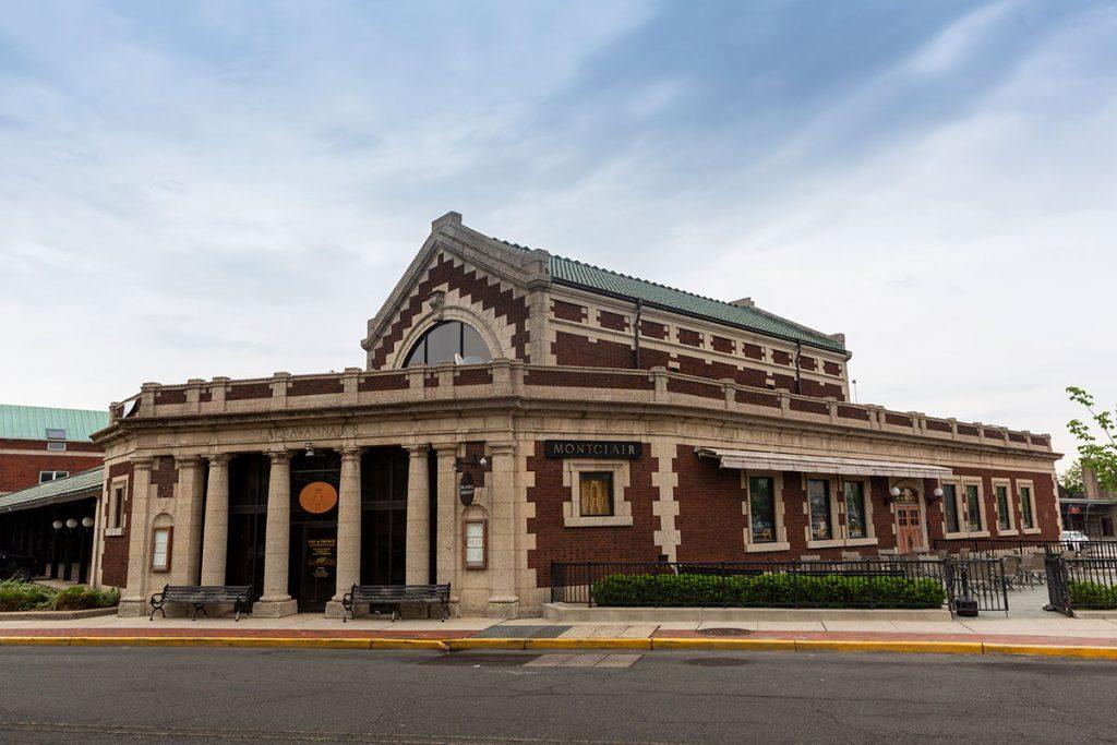 Lackawanna Train Station Montclair