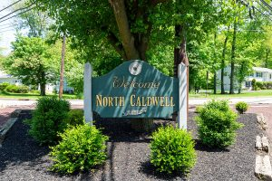 Welcome Sign North Caldwell